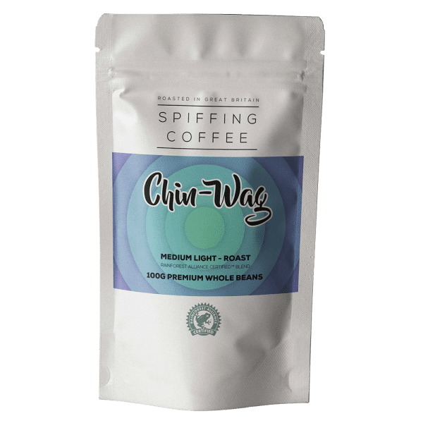 Chin-Wag Whole Coffee Beans